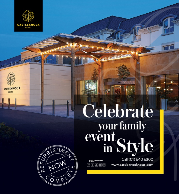 2018 727 castleknock celebrate in style screen ad
