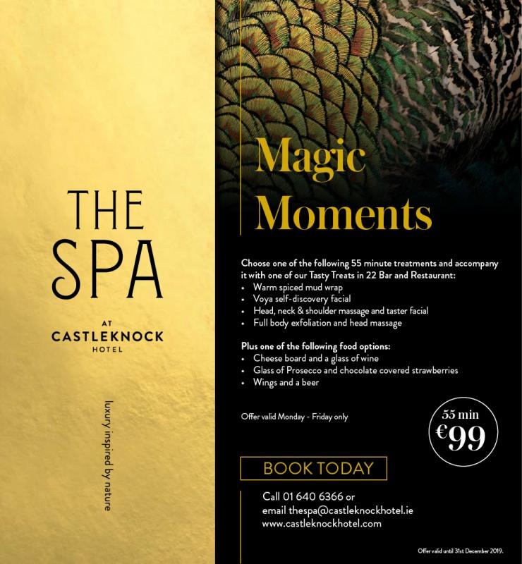 2019 2433 castleknock spa magic moments screen ad