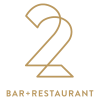 22 bar logo gold