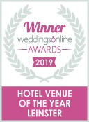 hotel venue of the year leinster website