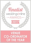 venue co ordinator of the year